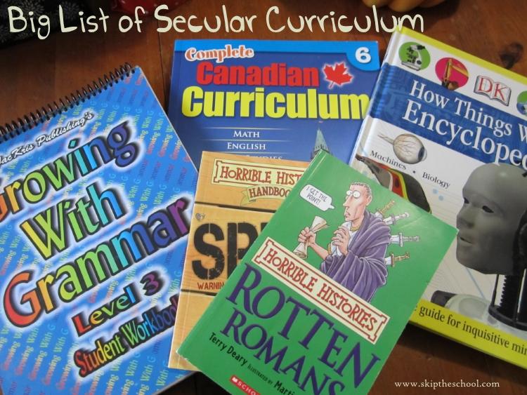 curriculum-title