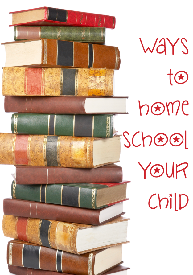 different kinds of homeschooling methods for secular parents