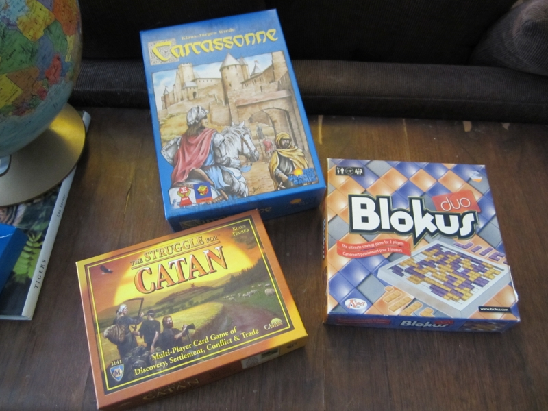 board games for homeschool families
