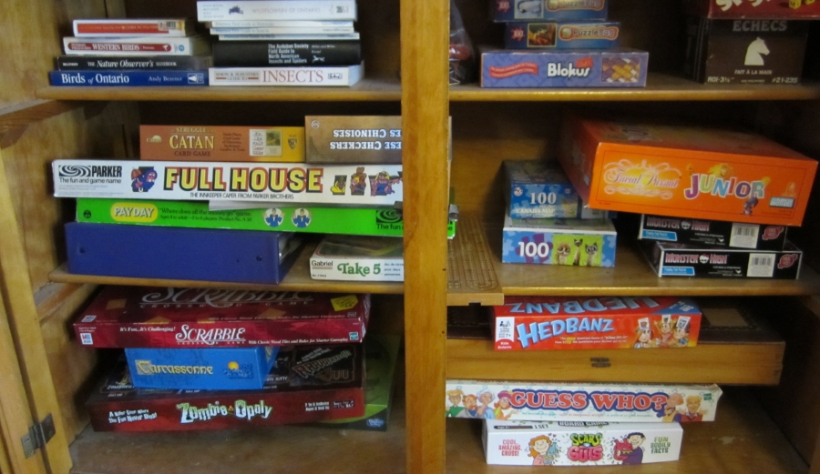 homeschooling with board games