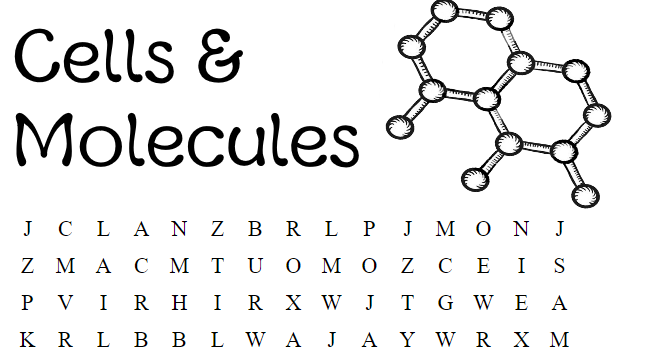 secular homeschool printables for cells and biology