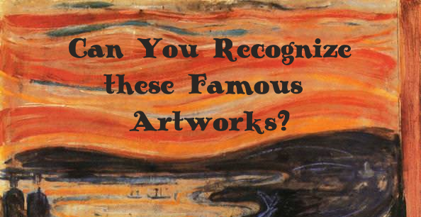 famous artwork for homeschoolers